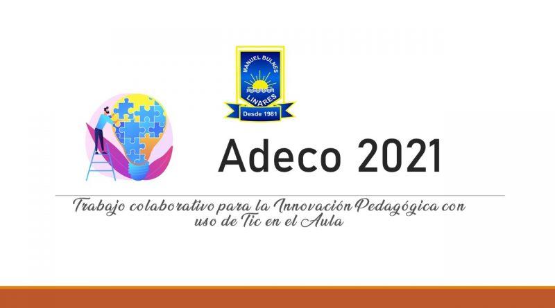 Evaluación directiva  Adeco 2021