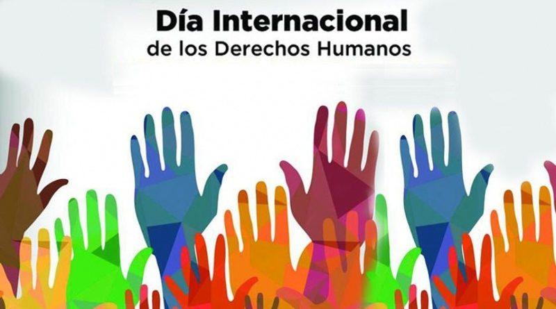 Dia de los derechos humanos y la no discriminación